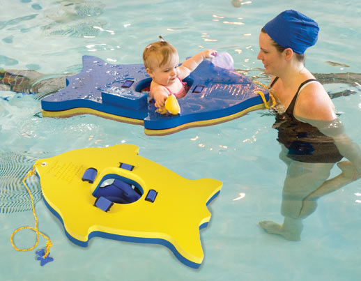 Dolphin Floating Seat for Baby