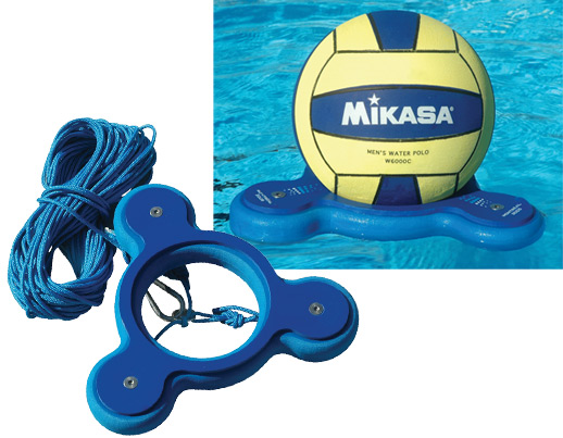 Lance ballon de water-polo